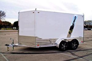 💲 1️⃣0️⃣0️⃣0️⃣ Cash Only!! Enclosed Cargo Trailer for Sale in East Liberty, PA