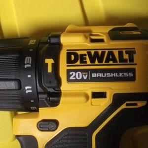 20 V Hammer Drill Dewalt Brushless Atomic for Sale in Midlothian, IL