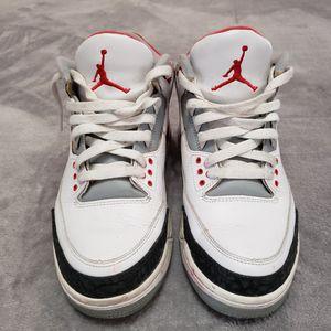 OG Air Jordan Retro 3 for Sale in Phoenix, AZ