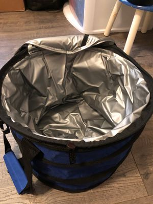 Cooler Bag- Insulated- Expandable for Sale in Easton, PA