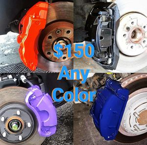 Change the color of your Break Calipers for Sale in Fort Washington, MD