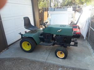 It's a little tractor for Sale in Tracy, CA