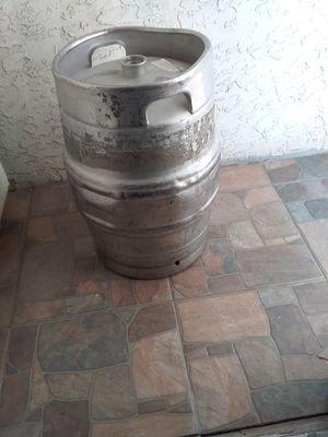 Aluminum keg for Sale in Apache Junction, AZ