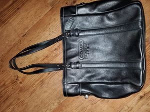 Gallery Lunch bag tote purch black Coach for Sale in Columbus, OH