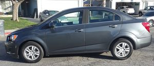 2013 Chevy Sonic Lt ..104k.. Automatic for Sale in Hemet, CA