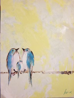 Canva Painting $15 for Sale in Grand Prairie, TX