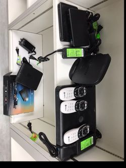 DIRECT TV receiver,wireless bridge,mini receiver+cinema connection kit -take everything $19 FIRM PRICE. selling together not separate for Sale in Pasadena,  CA