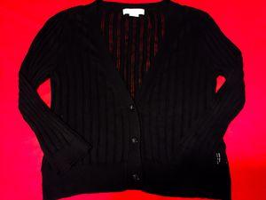 Like New! Michael Kors Lightweight Black Sweater for Sale in Las Vegas, NV