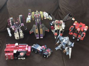 Transformers Takara Japan 2000 Collection for Sale in San Jose, CA