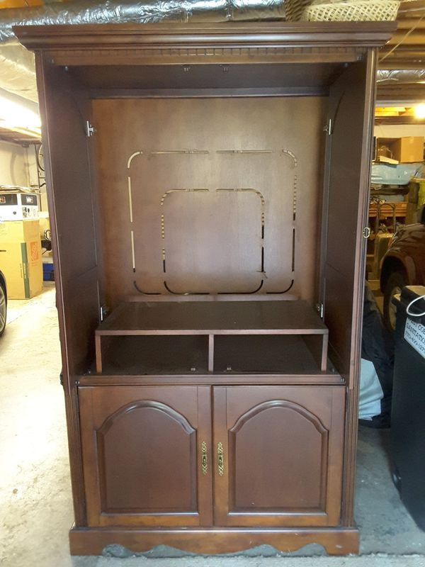 ARMOIRE FROM HAVERTY'S FURNITURE