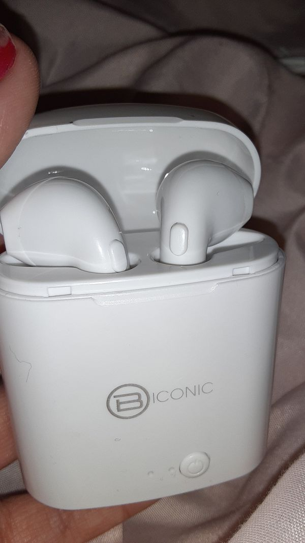 Iconic bluetooth headphones brand new in perfect condition