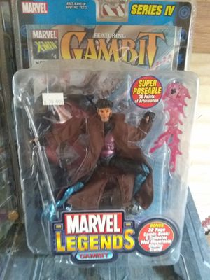 Marvel Legends Gambit for Sale in San Antonio, TX