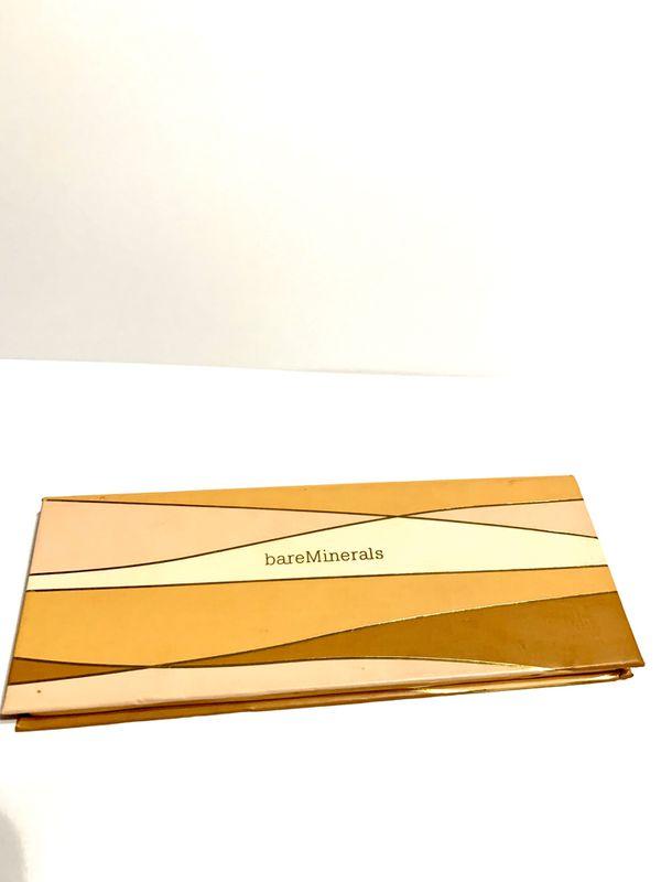 BareMinerals CAlifornia bronze trio