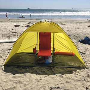 SALE!!!! $20 Beach Tent. HOT DEAL!!!!! SHADE TENT FOR BEACH. FUN FOR KIDS AT THE BEACH. for Sale in Fontana, CA