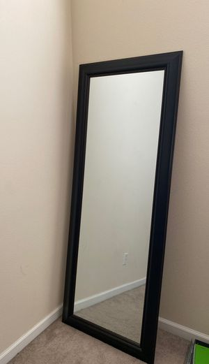 Full body mirror for Sale in Madera, CA