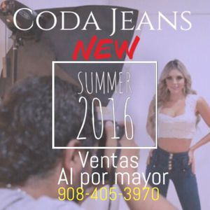 Ventas de Jeans colombianos levanta cola for Sale for sale  Roselle, NJ