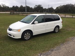 2002 Honda Odyssey for Sale in Lakeland, FL
