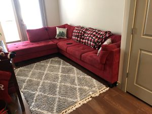 Sectional sofa couch for Sale in Taylorsville, UT