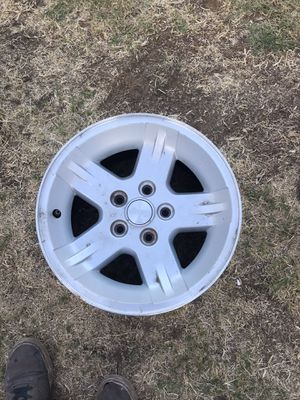 "Jeep Rubicon 15"" wheels 2 sets for Sale in West Covina, CA"