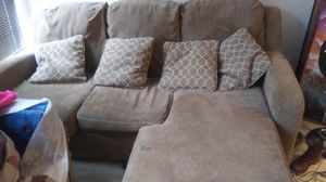 Pull out sectional couch for Sale in Silver Spring, MD