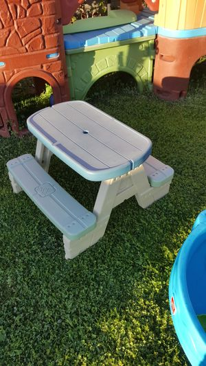 Step 2 table for Sale in Peoria, AZ