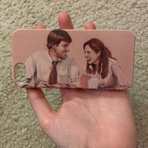 Jim and Pam iPhone 5/5s case The Office for Sale in Temecula, CA
