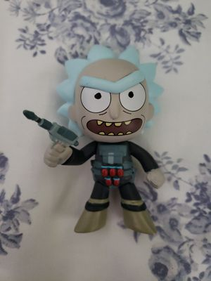 Rick and Morty Vinyl blind bag figure for Sale in Columbia, SC