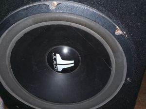 JL AUDIO 12W0 subs...excellent condition for Sale in San Diego, CA