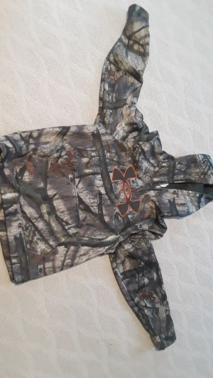 Under Armour Mossy Oak Treestand hoodie for Sale in Alexandria, VA