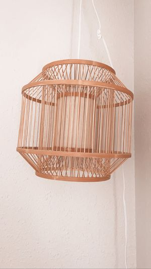 Bamboo Boho Chandelier for Sale in Tampa, FL