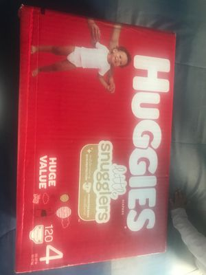 Huggies $25 a box for Sale in Warren, MI