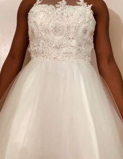 White Dress for Sale in Biscayne Park,  FL