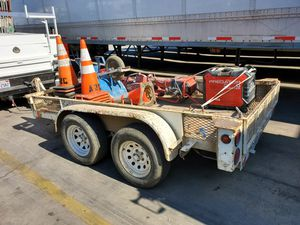 Utility trailer 10x5 for Sale in City of Industry, CA