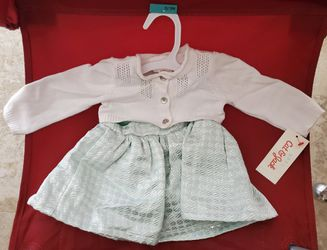 Baby Girl Dress w/ Cardigan for Sale in Orangeville,  UT