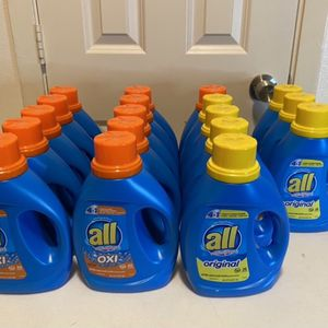 All Detergent for Sale in Dallas, TX