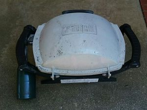 Weber propane portable grill ($120 retail) for Sale in Cary, NC