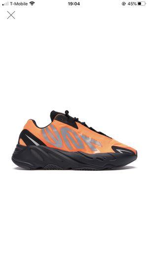 Adidas Yeezy Boost 700 Orange rare size 5.5 available 2/28 tmrw for Sale in Brea, CA