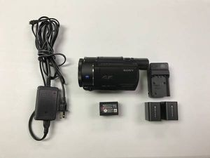 Sony 4K HD Video Recording Camcorder for Sale in Centreville, VA