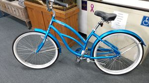 "Hyper Beach Cruiser Bike Blue Finish 26"" Good Condition Bicycle for Sale in Chula Vista, CA"