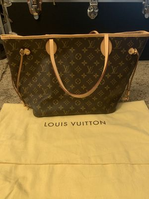 Brand new Louis Vuitton Neverfull MM Bag for Sale in Del Mar, CA