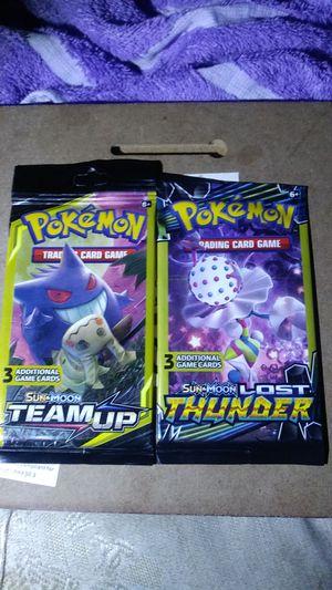 """Unopened """"Pokemon"""" cards for Sale in Tarpon Springs, FL"""