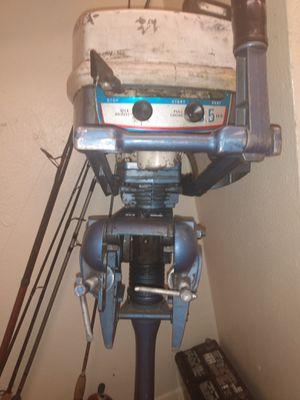 Eska Outboard Motor 3.5 HP for Sale in Addison, TX