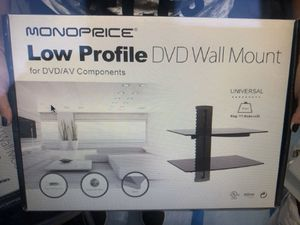 DVD Wall Mount for Sale in Alexandria, VA