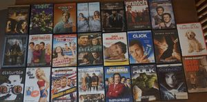 Collection of dvds and blu Ray movies for Sale for sale  Miami, FL