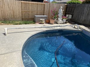 Pool cover reel for Sale in Clovis, CA