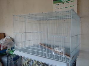 New Bird cage 24wx16Lx16H for Sale in West Covina, CA
