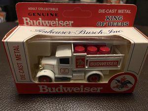 Budweiser Set of (3) Die-Cast Trucks 1979 Rare for Sale in Brandon, FL