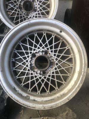 5 lug mesh wheels for Sale in Los Angeles, CA