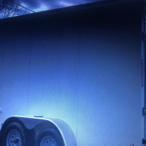 Cargo Diamond 7x16 Enclosed Trailer V-Nose for Sale in Cicero, IL