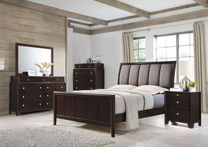 Q bedrooms set same as picture on sale 🎈🎈🎈🎈$860 for Sale in Fresno, CA